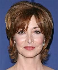 Nyy Zai Female Sharon Lawrence Actress Sharon Elizabeth Lawrence