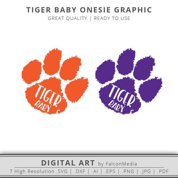 on Tigers Pin Cricut