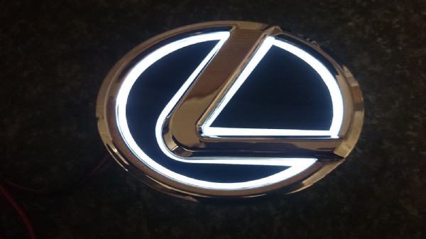 Lexus 5d Led Illuminated Badge Light Emblems Visit Www Haloledlighting Co Uk For All Your Car Lighting Needs Lexus Logo Lexus Lexus Ls 460