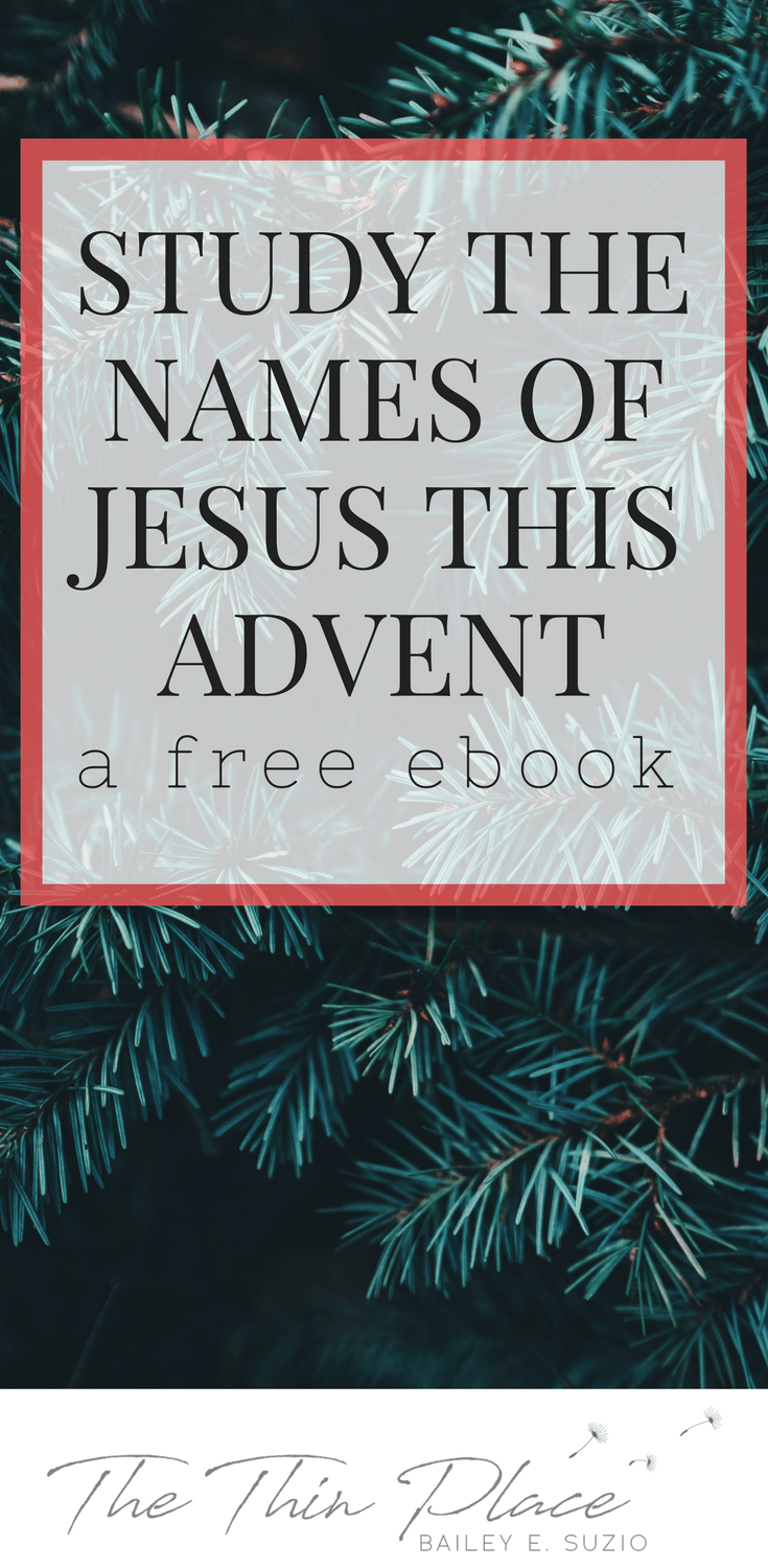 His Name Shall Be Called: An Advent Devotional | Christmas jesus ...