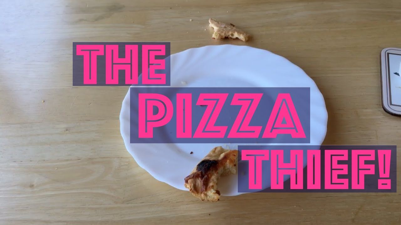 The Pizza Thief | NualaStyle