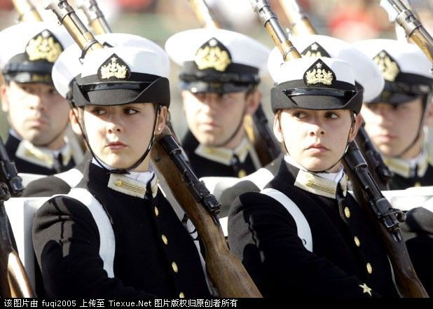 chile female soldiers - Google Search