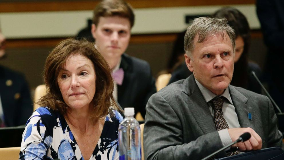 Otto Warmbier's family wins $500M judgment in case against North Korea - ABC News