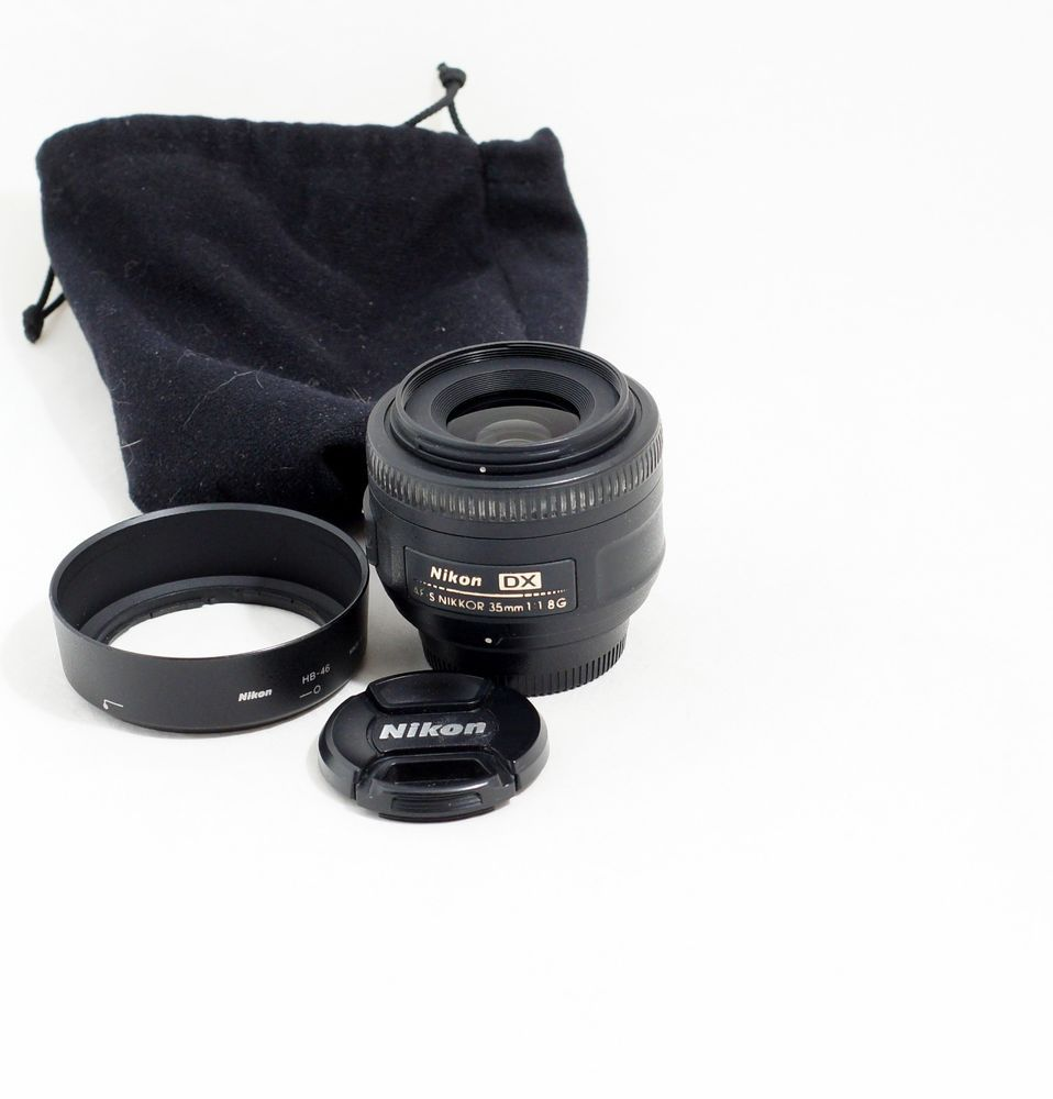 Nikon Dx Af S Nikkor 35mm F 1 8 G Prime Lens For D5600 D7500 D3400 D500 D7200 Ebay Nikon D7200 Nikon Nikon 3200