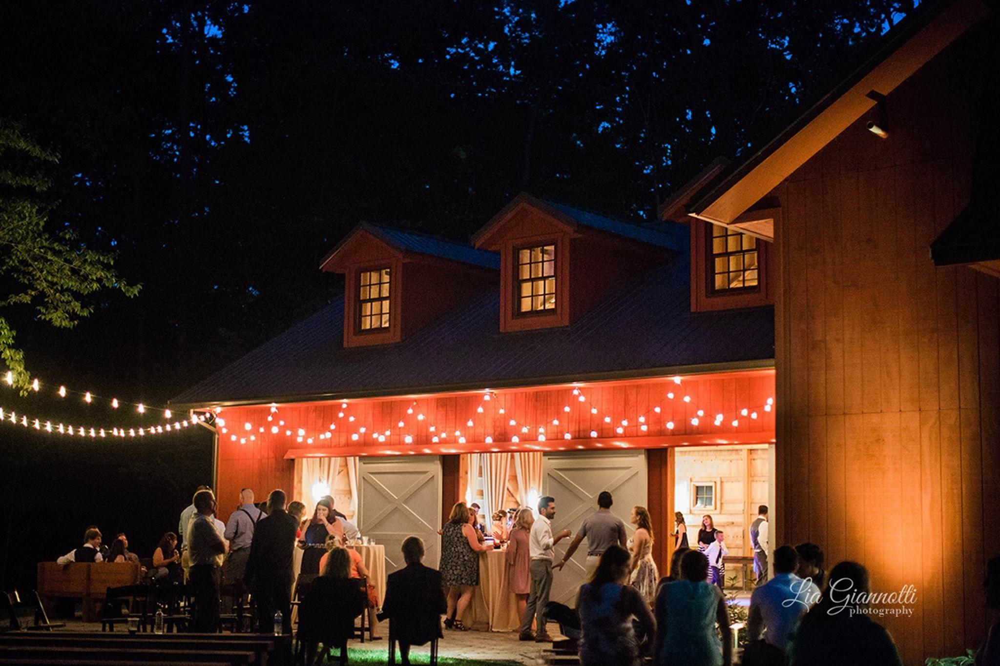 Gable hill wedding barn located in southwest michigan