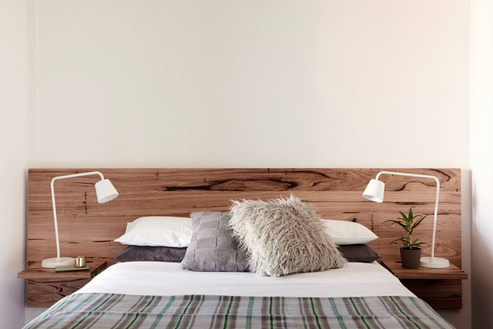Christian Recently Manufactured A Recycled Messmate Bed Head With