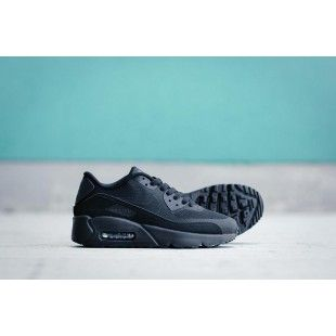 best service 26d61 44e78 Vente Chaussure Nike Air Max 90 Ultra 2.0 Junior Noir En Solde