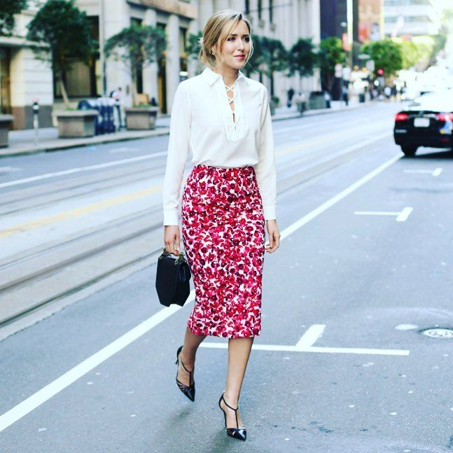 55 Colorful And Cute Spring Work Outfits For The Working Ladies ... 488c49901cb