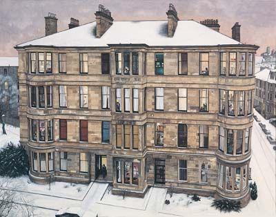 Glasgow Kelvingrove Park And More Scottish Art Glasgow School Of Art Glasgow Scotland