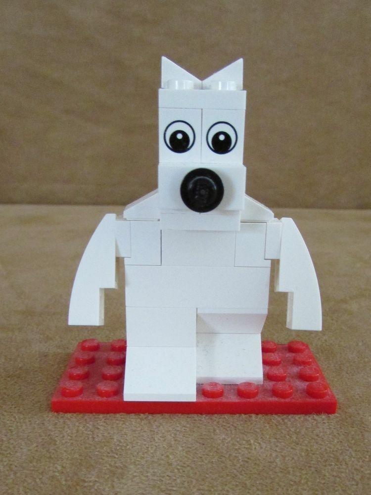 Lego target polar bear seasonal gift card bonus set 3 in 1