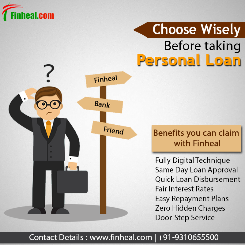 Choose To Finheal Get Personal Loan In Delhi Ncr Without Any Hassle Click Here For Quick Loan Application Htt Personal Loans Same Day Loans Business Loans