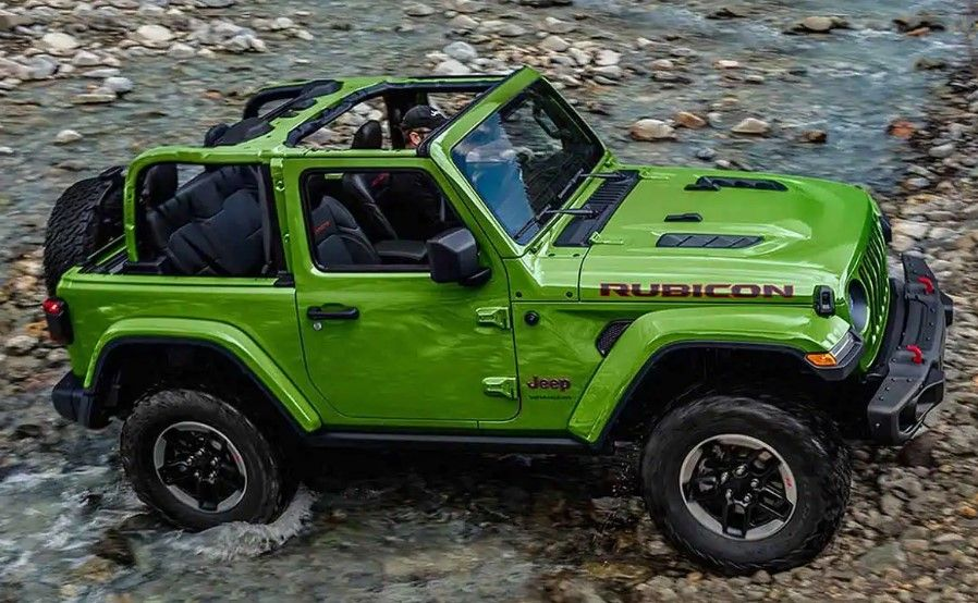 2020 Jeep Wrangler performance | SUV | Jeep wrangler ...