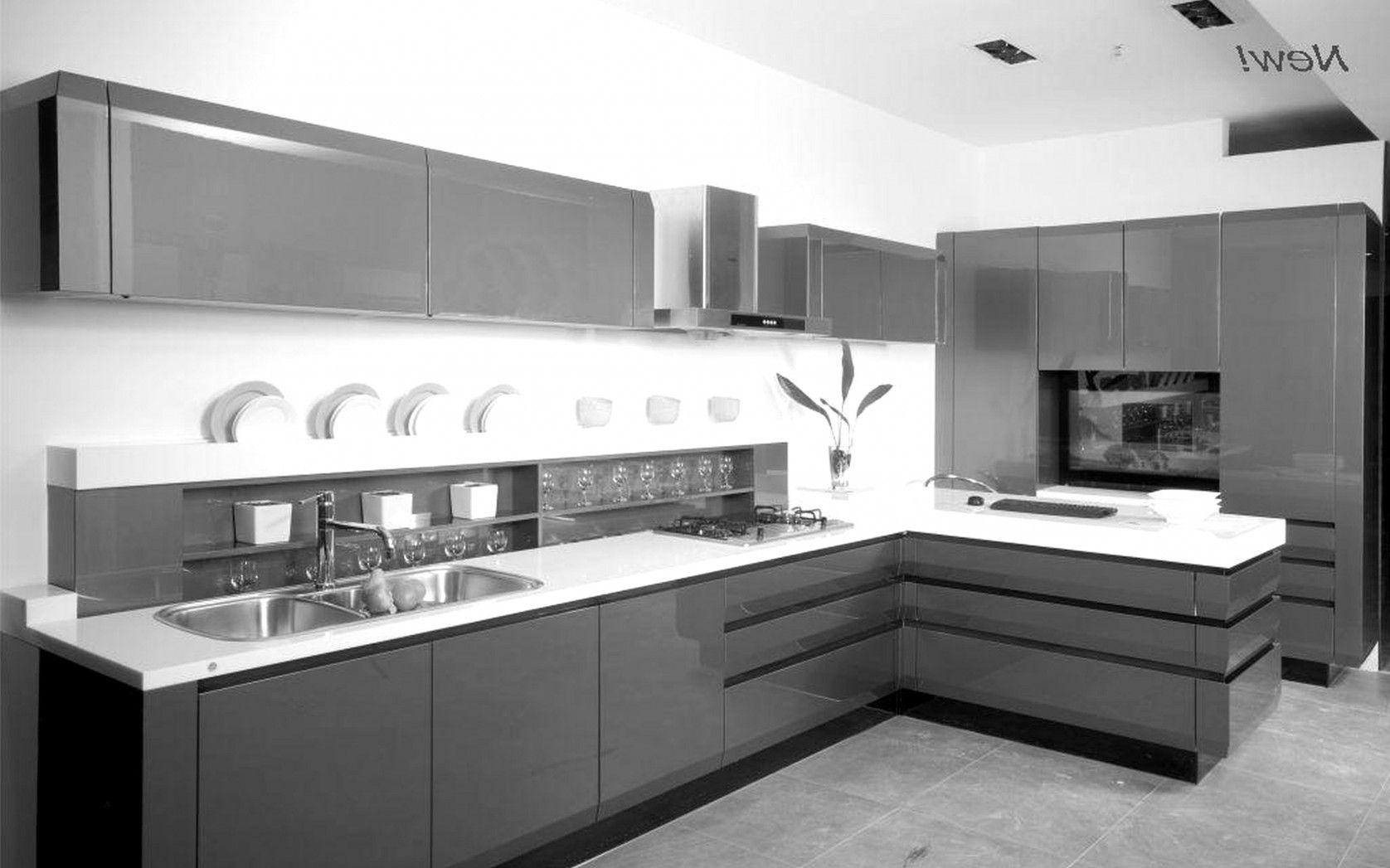 2019 Italian Kitchen Cabinets Miami - Small Kitchen island Ideas ...