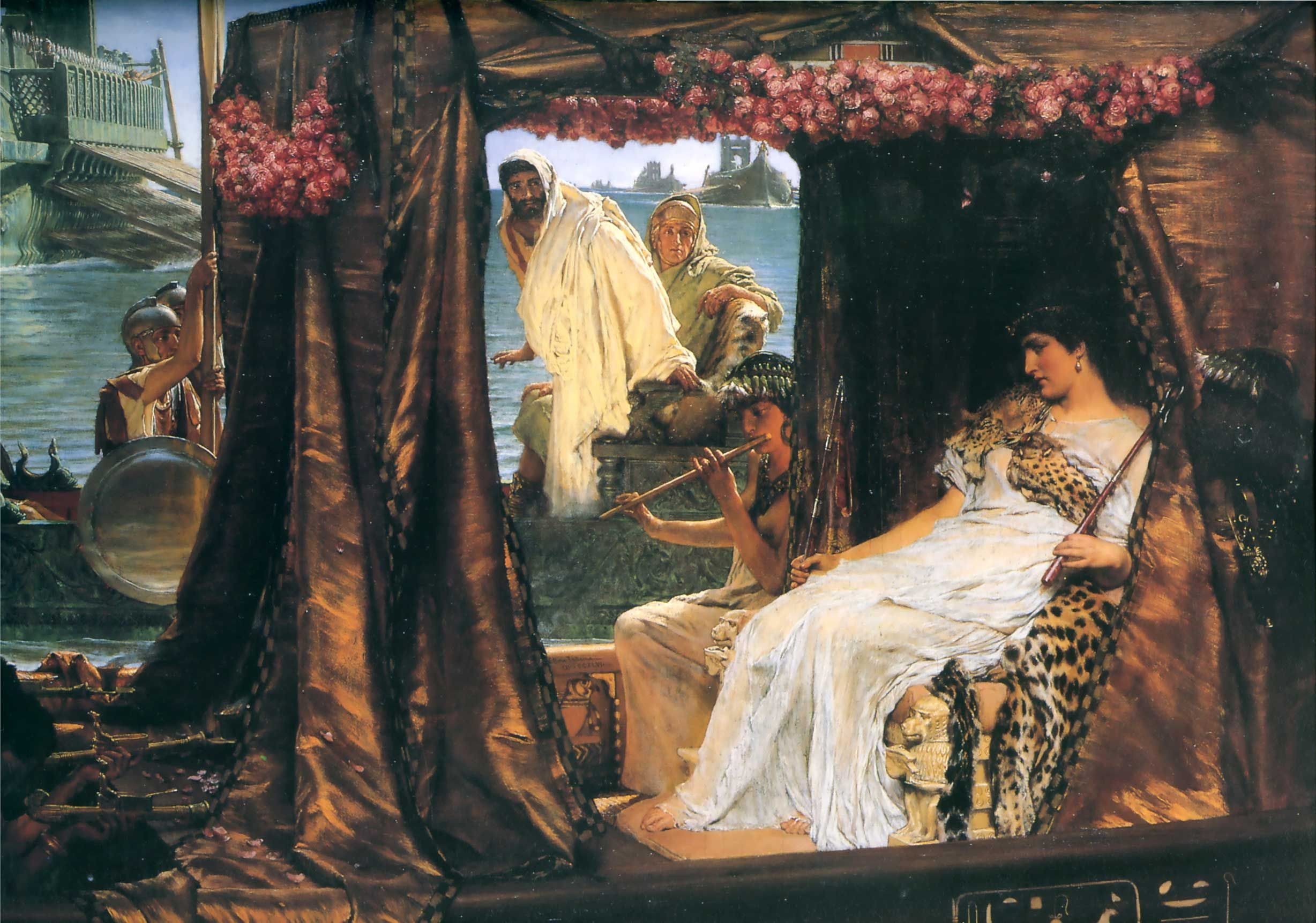 antony and cleopatra 1883 by sir lawrence alma tadema dutch antony and cleopatra 1883 by sir lawrence alma tadema dutch