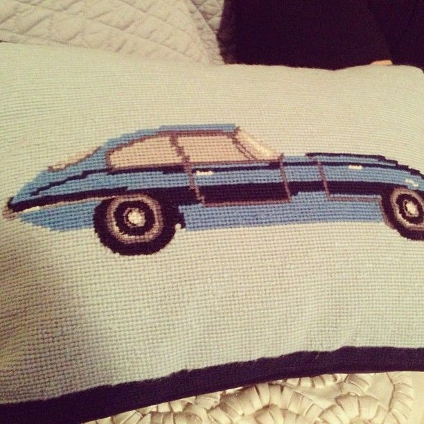 #myhotride #needlepointpillow