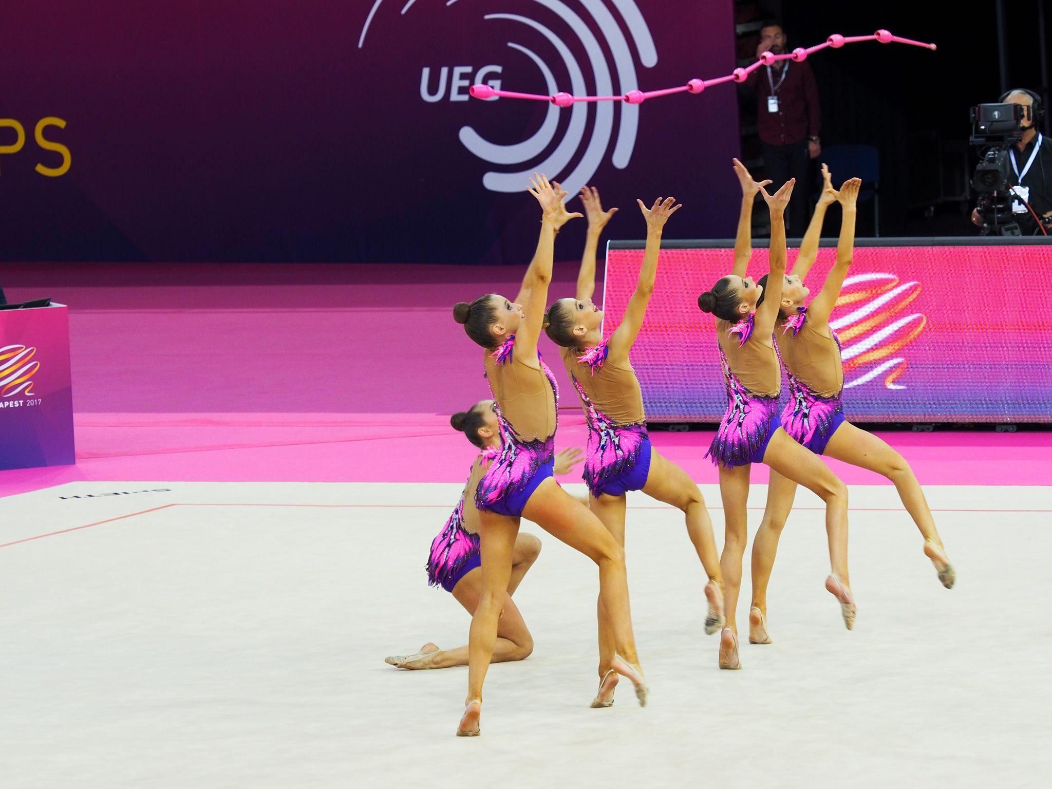 Group Estonia, junior, European Championships (Budapest) 2017