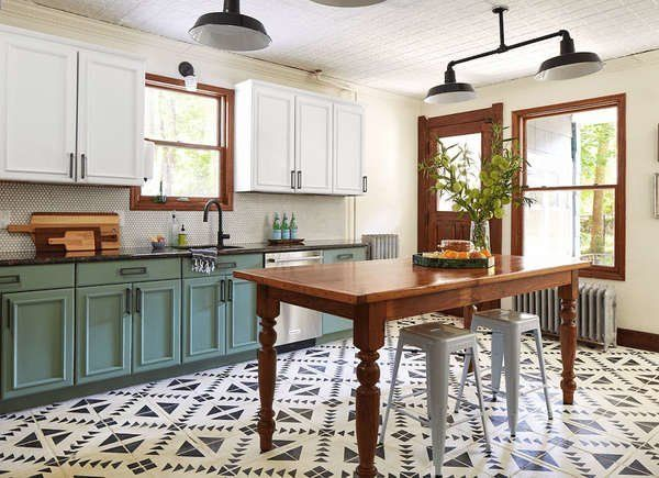 12 Painted Floors You Need to See to Believe