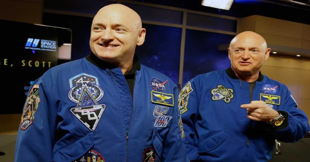 Amazing Twin Stories   Nasa, Genetics, Space flight