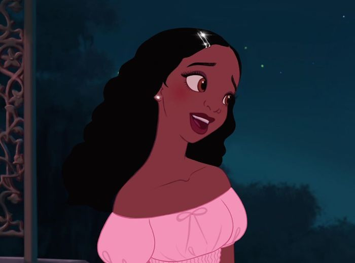 Artist 'Updates' Disney Princesses As Modern Women