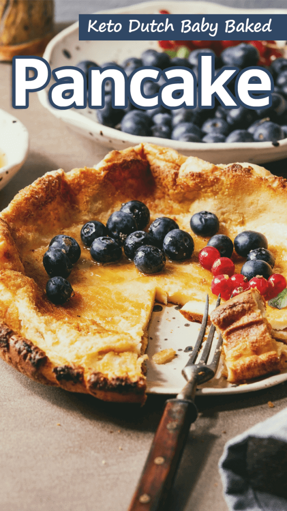 Keto Dutch Baby Baked Pancake - Recommended Tips | Recipe ...
