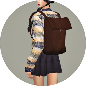 marigold ts4 female backpack ㅇ (5)