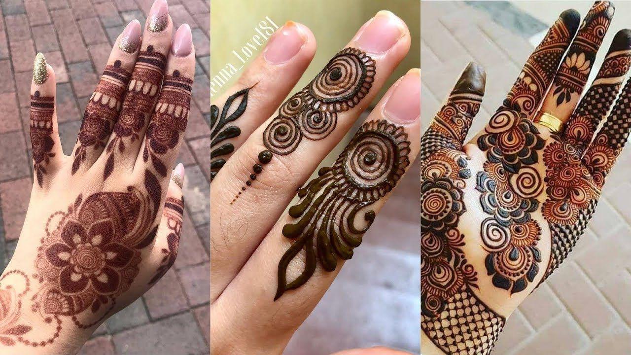 Top 40+ Unique sudanese mehndi designs New henna design's