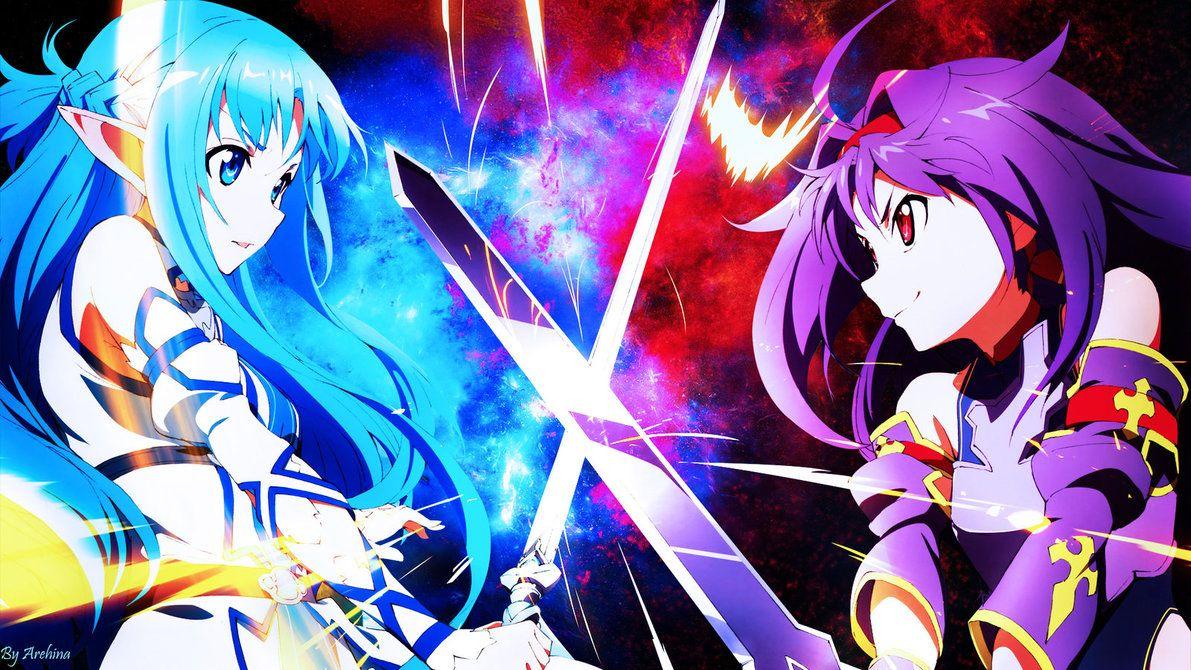 Sao Season 2 Sword Art Online Wallpaper Sword Art Online Yuuki Art