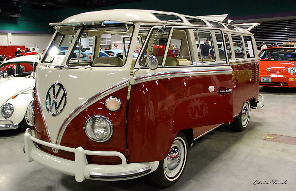 Vw bus 21 window year cars bicycles pinterest for 11 window vw bus