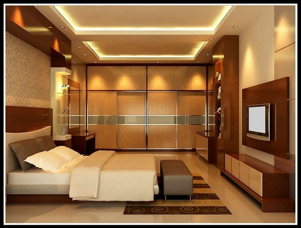 Wonderfuldesignbedroomideaswithbeautifultv 1024×775 Enchanting Pretty Master Bedroom Ideas Inspiration