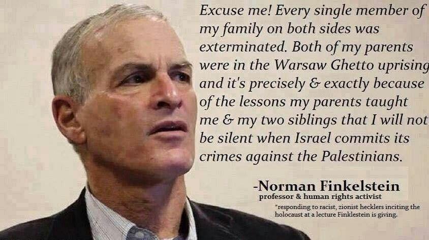 #Finkelstien #beheard #GazaOverMedia #israelioccupation #truthovermedia