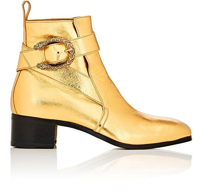 Gucci Dionysus Jodhpur Boots $1200