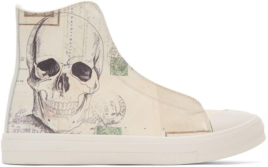 top sneakers, Alexander mcqueen men