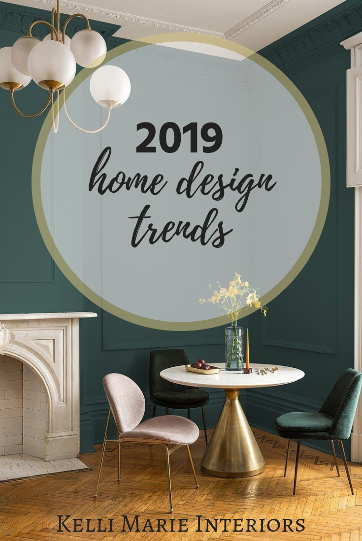 10 Home Design Trends For 2019  Blog