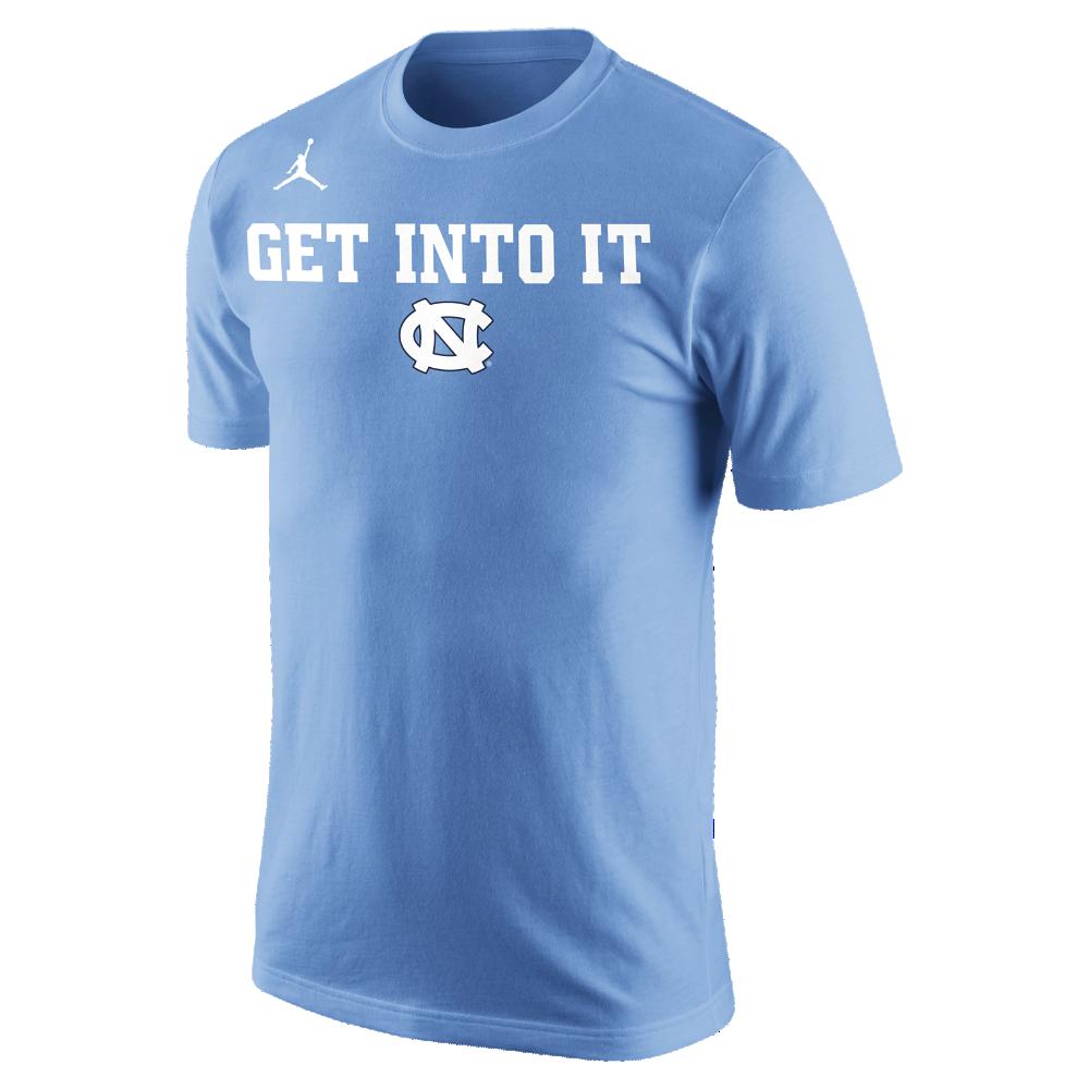 71e68cc89336 Jordan College Basketball Mantra (UNC) Men s T-Shirt