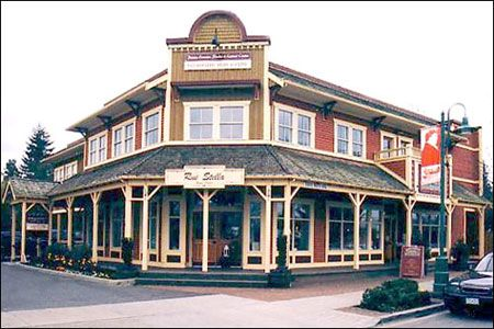 Wendels Book Store And Cafe In Fort Langley BC Takes Me Back To
