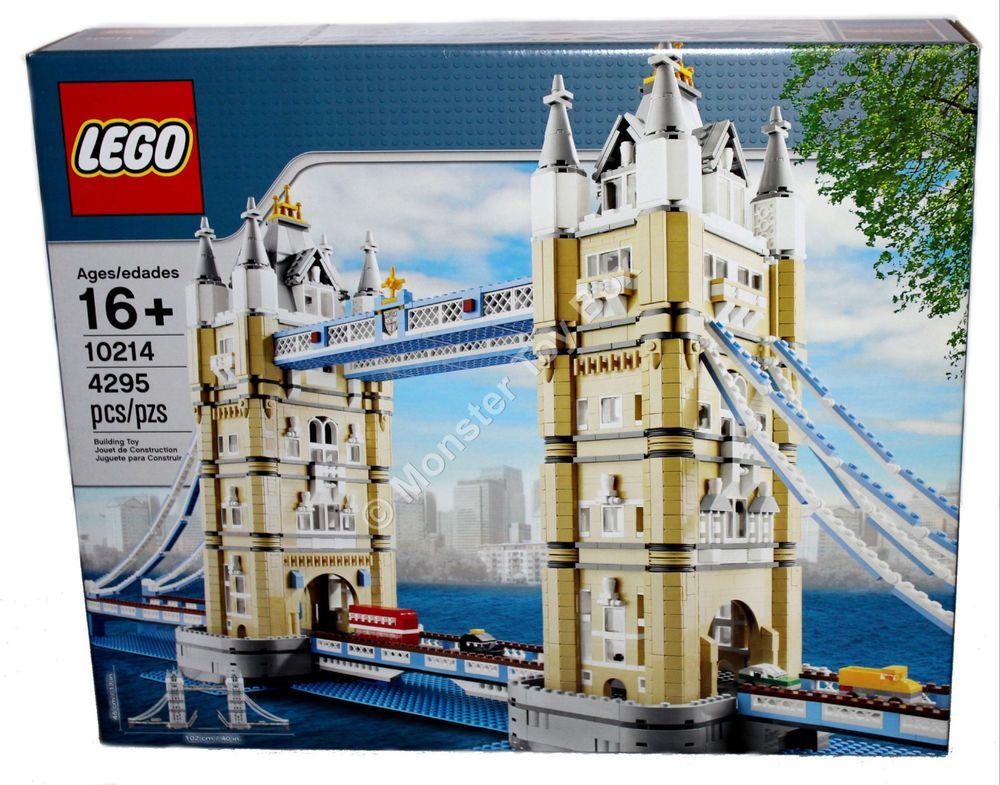 Pin By Monster Toy Box On Lego Toys Lego Tower Bridge Big Lego Sets Lego London