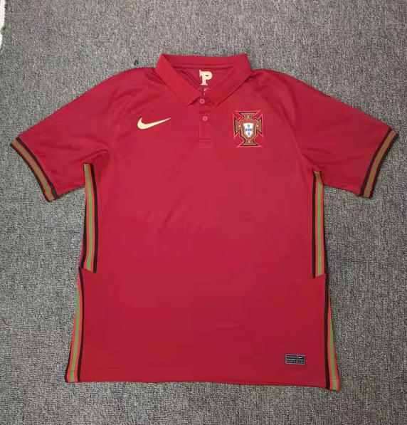 2020 Portugal Home Soccer Jerseys In 2020 Soccer Jersey Football Outfits Cheap Football Shirts