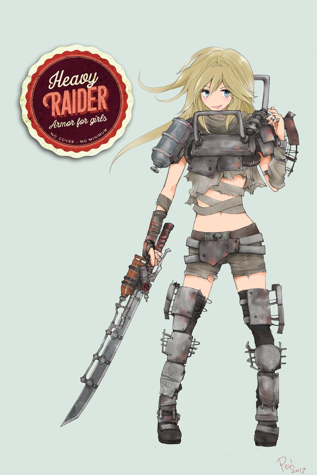 Fallout 4 Heavy Raider Armor For Girls Fallout Art Fallout Rpg Fallout Raider