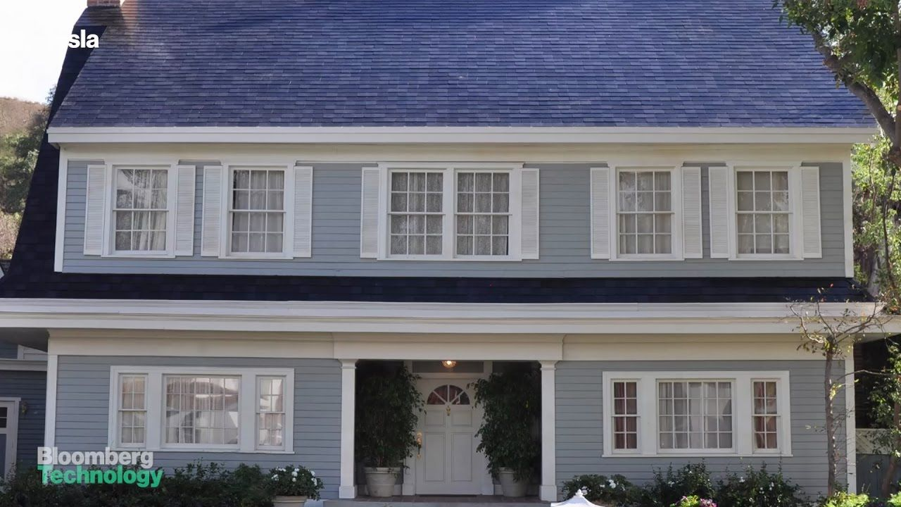 Tesla's Solar Roof Is Cheaper Than Expected Solar roof
