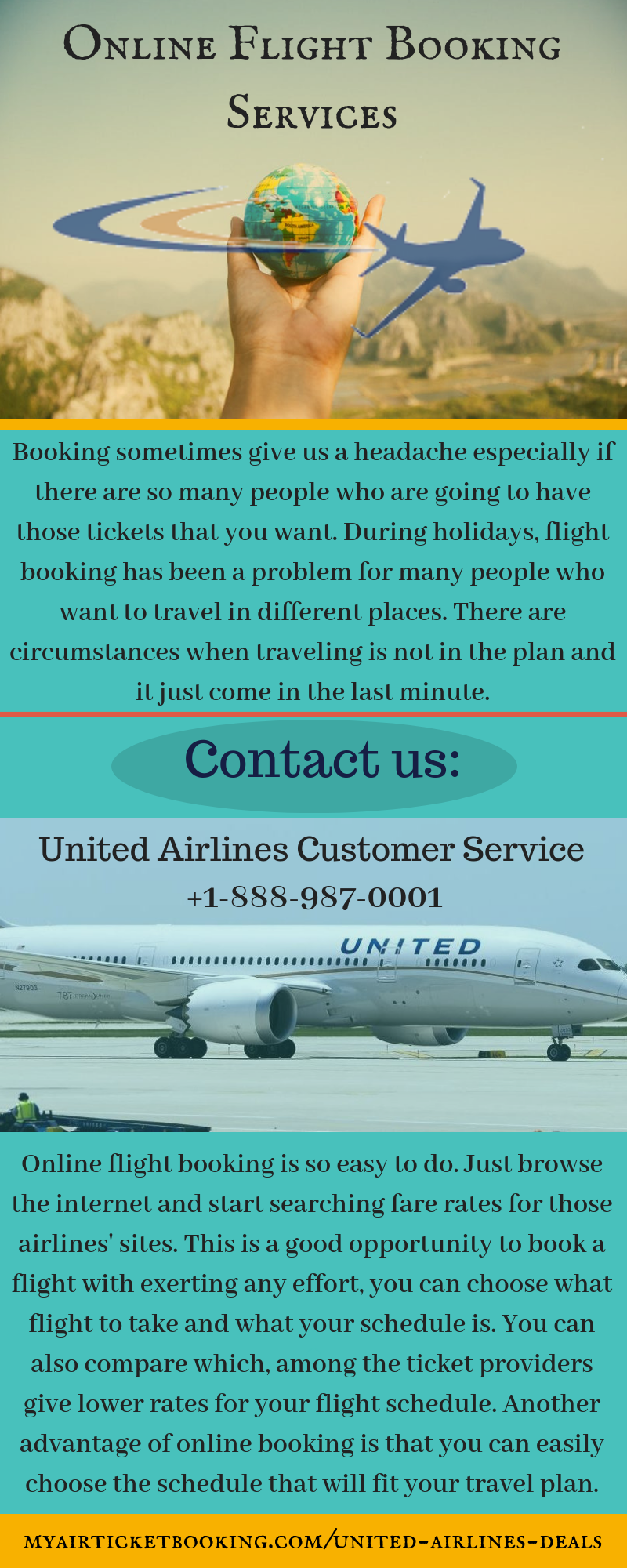 United Airlines Customer Service Number +18889870001 in