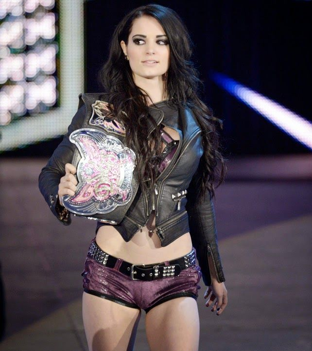 Paige WWE Diva naked 964