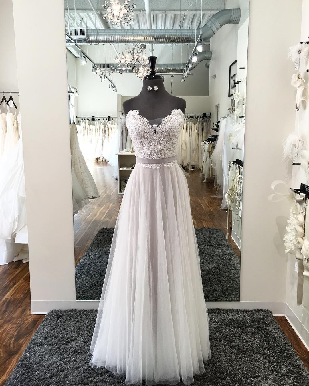 Altar Bound Wedding Dresses: Watters Della, $750 Size: 4