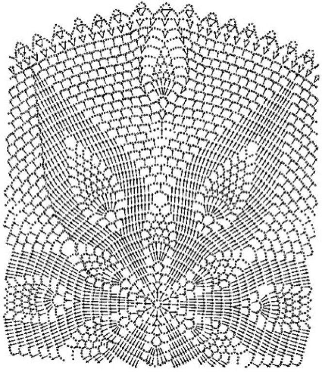 Tutorial: Cómo hacer un centro de mesa de crochet con flores   Cómo ...