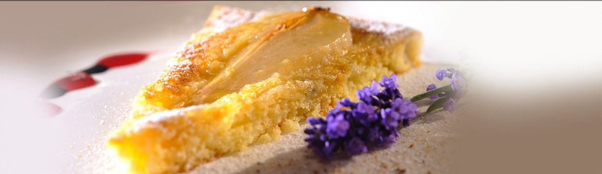 Hruškový koláč á la Chagal | Tajomstvo mojej kuchyne