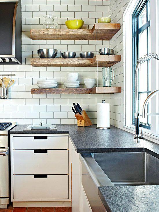 Open Storage Ideas Open Kitchen Shelves Corner Kitchen Cabinet Shelving In Kitchen