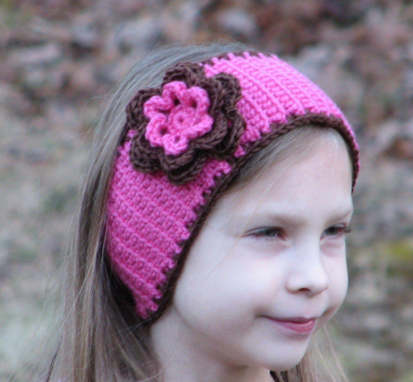 Easy crochet head wrap patterns girls headwrap crochet pattern easy crochet head wrap patterns girls headwrap crochet pattern ambassador crochet dt1010fo