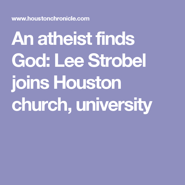 Agnostics, atheists welcome in church's ministry