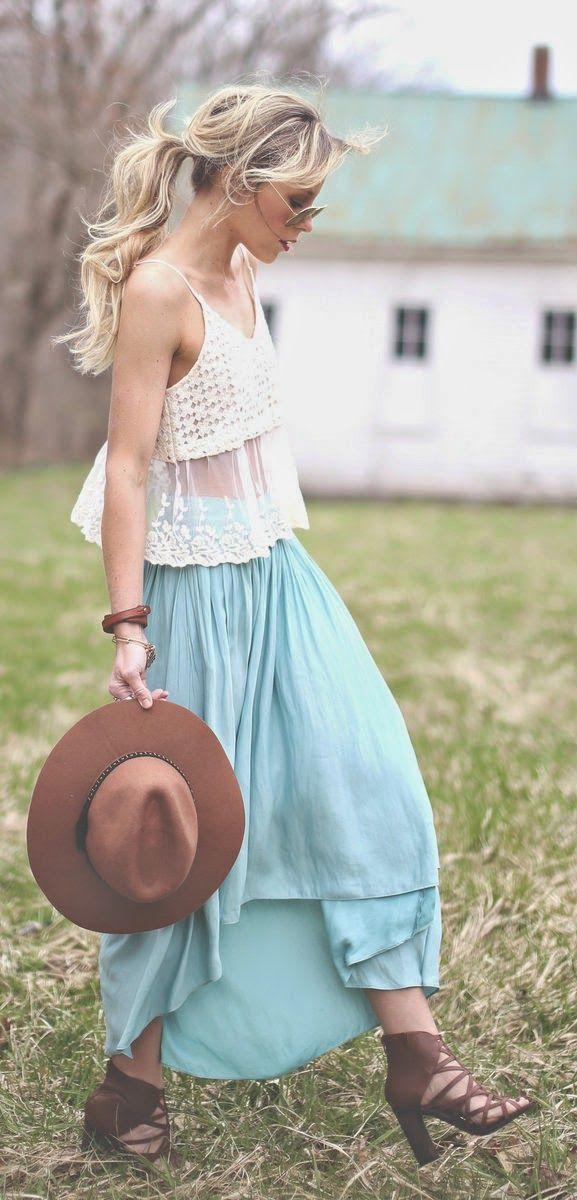 Zeliha's Blog: Bohemian Looks by Happily Grey