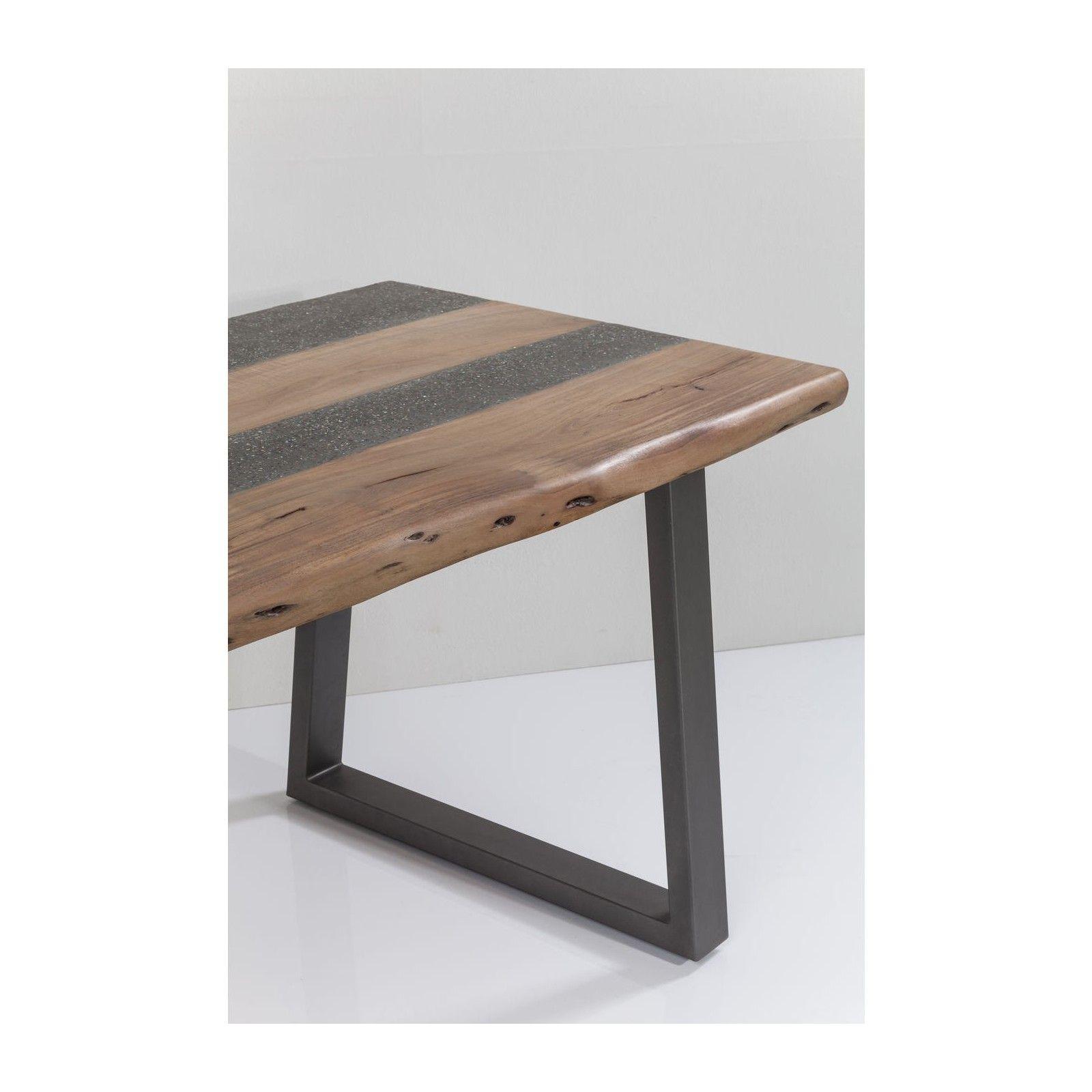 Kare Click table tarrazzo 160x80 kare design kare click inspiration pour