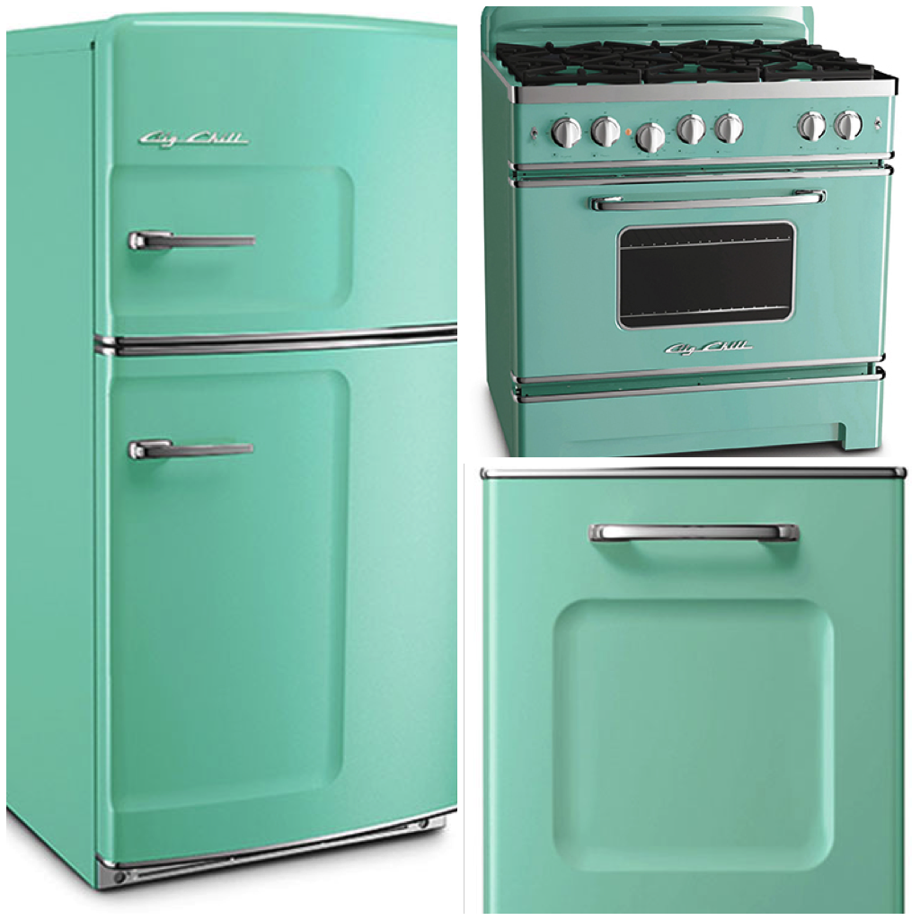 Simple Updates To Transform Your: 10 Accent Colors Guaranteed To Make Your Kitchen Pop